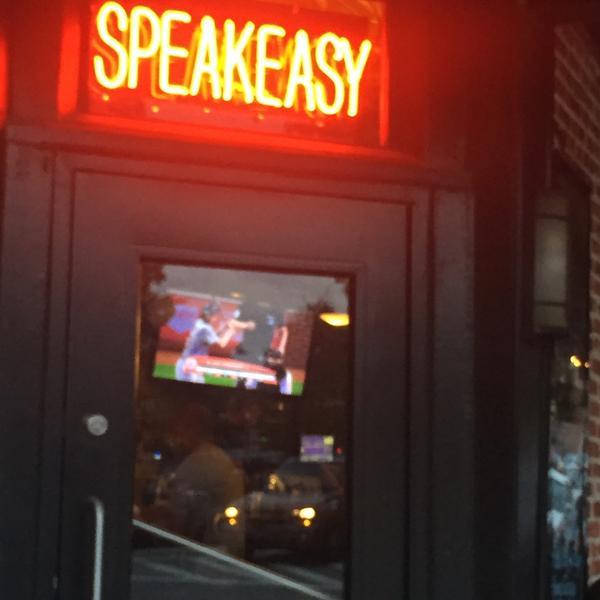Speakeasy pix